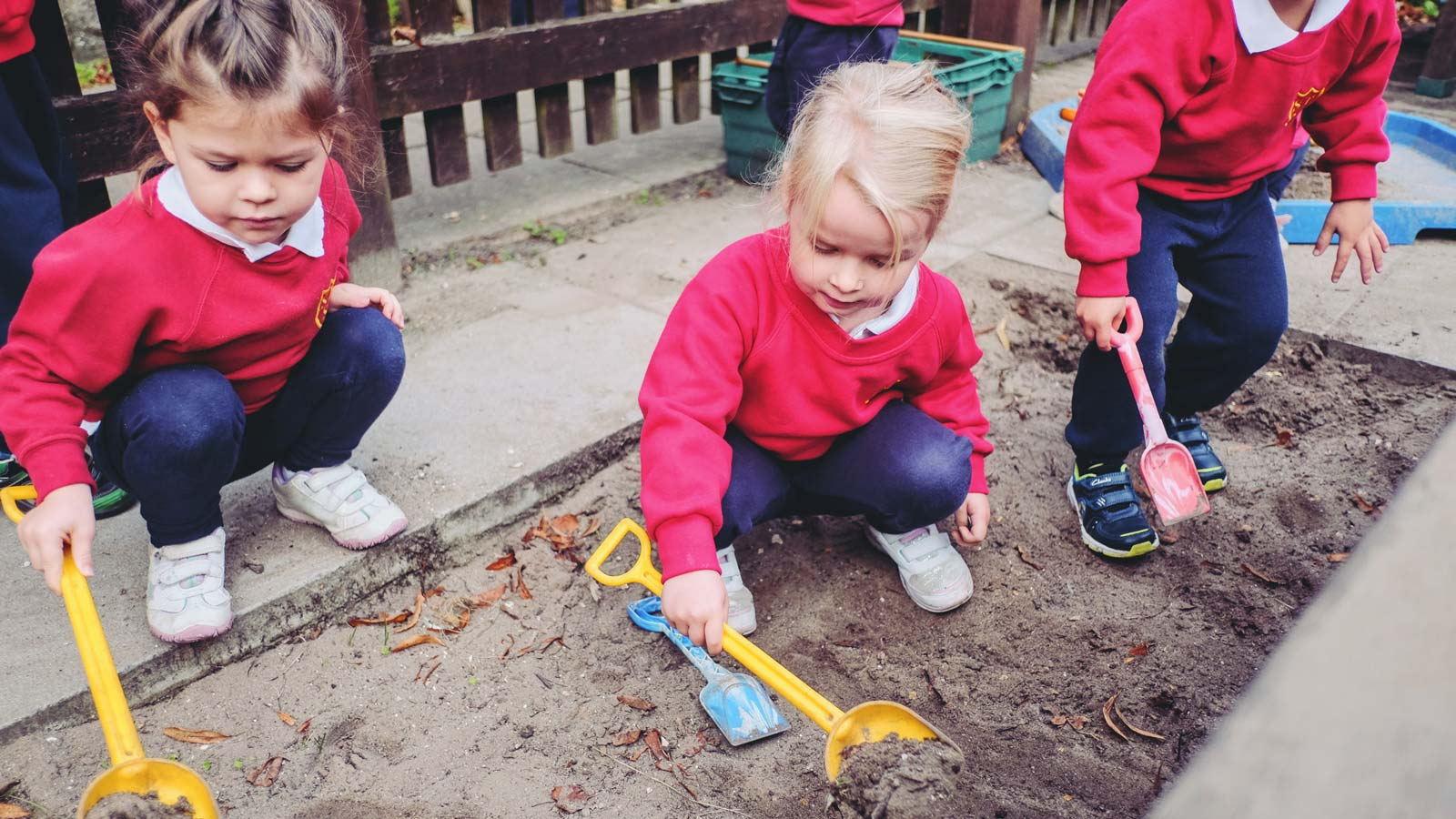 nursery-digging