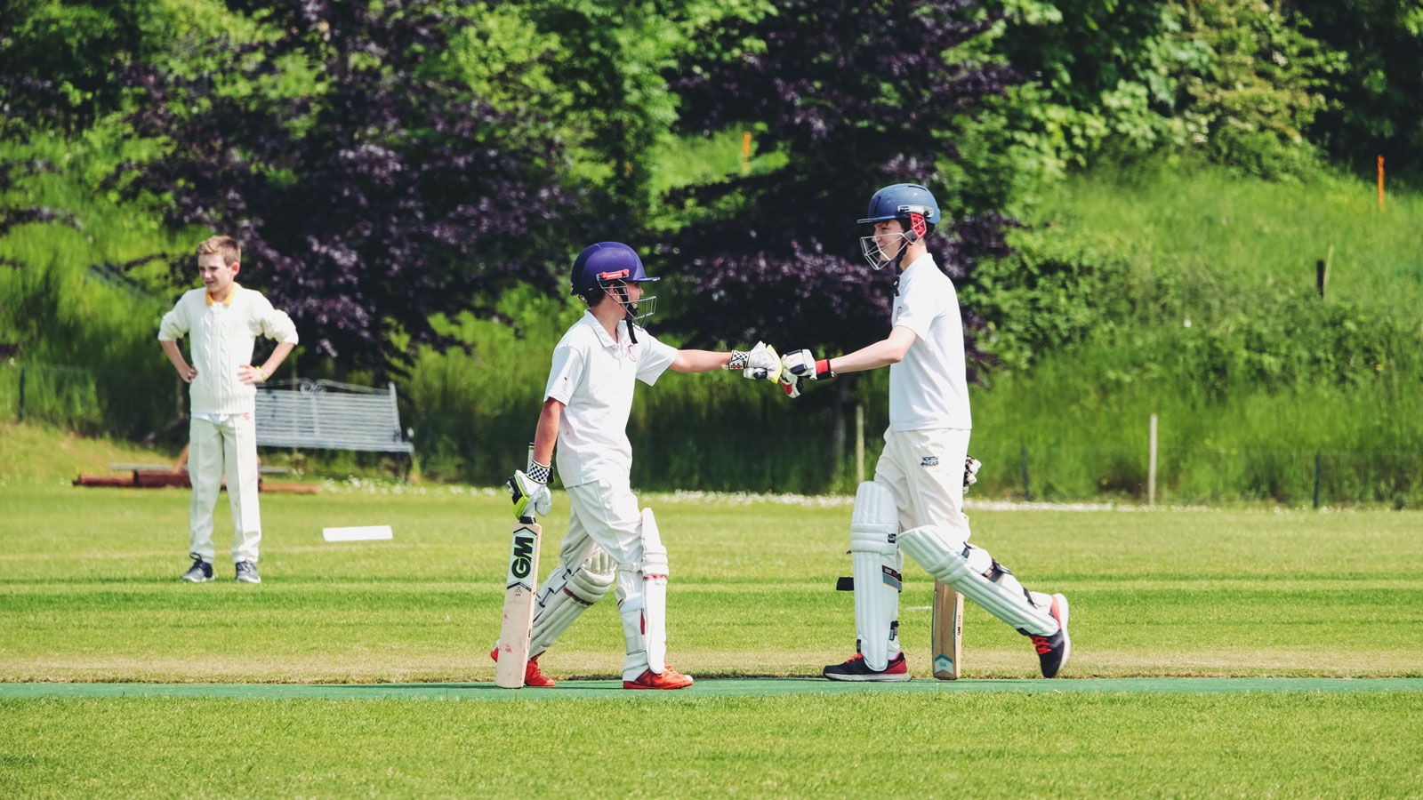prep-cricket-fist-bump