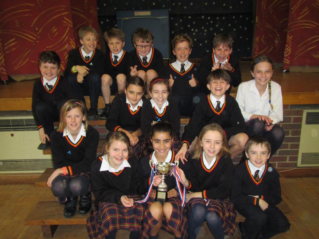 Small schools victors1