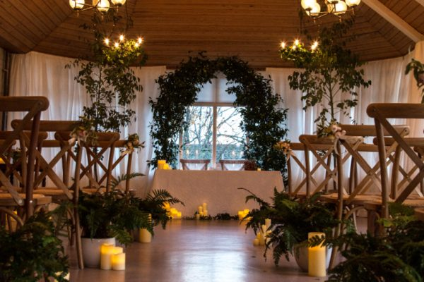 Sunninghill Garden Room Wedding